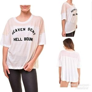 Wildfox heaven sent tshirt